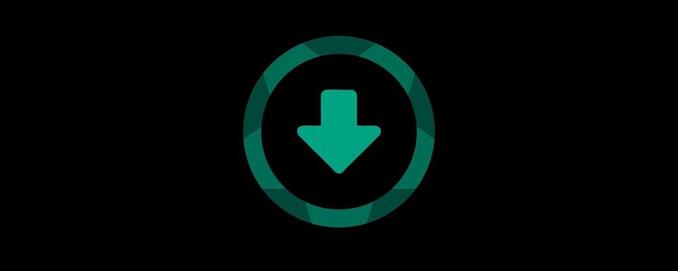 ikona stahování