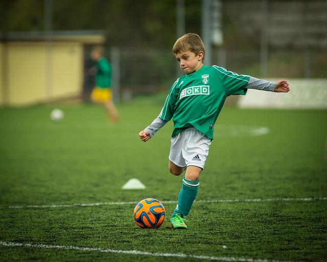 Vrcholový sport a dítě