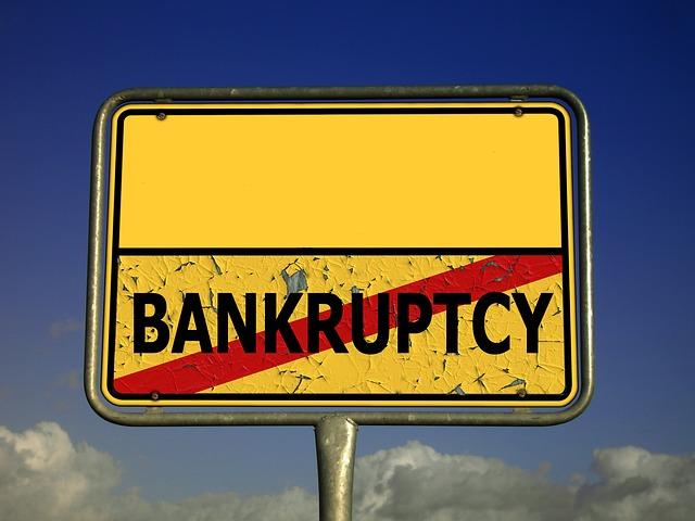 značka Bankrot