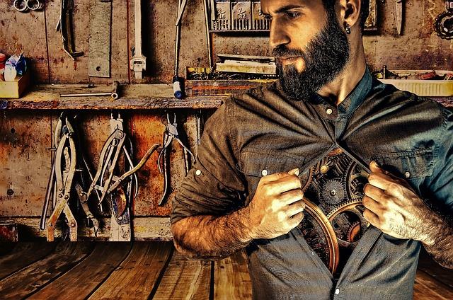 Živnostník kovář